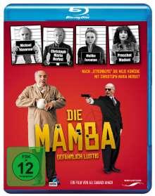 Die Mamba (Blu-ray), Blu-ray Disc
