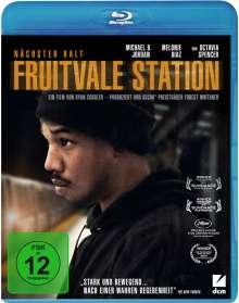 Nächster Halt: Fruitvale Station (Blu-ray), Blu-ray Disc