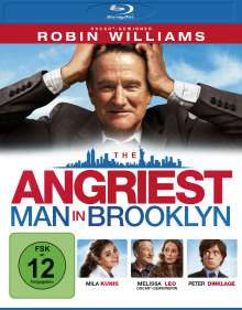 The Angriest Man in Brooklyn (Blu-ray), Blu-ray Disc