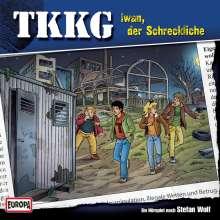 TKKG (Folge 189) - Iwan, der Schreckliche, CD