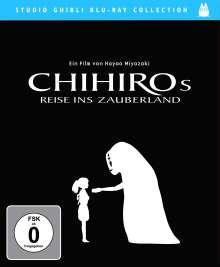Chihiros Reise ins Zauberland (Blu-ray), Blu-ray Disc