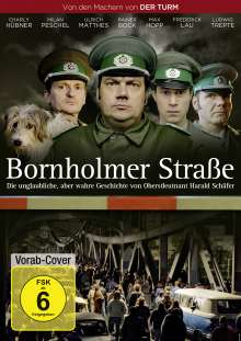 Bornholmer Straße, DVD