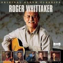Roger Whittaker: Original Album Classics, 5 CDs