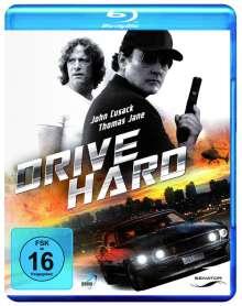 Drive Hard (Blu-ray), Blu-ray Disc