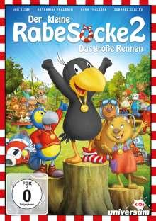 Der kleine Rabe Socke 2 - Das große Rennen, DVD