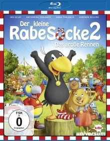Der kleine Rabe Socke 2 - Das große Rennen (Blu-ray), Blu-ray Disc