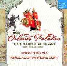 Joseph Haydn (1732-1809): Orlando Paladino, 2 CDs
