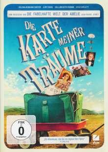 Die Karte meiner Träume, DVD