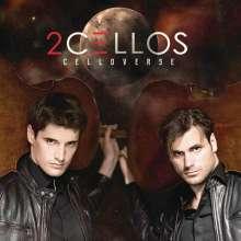 2 Cellos (Luka Sulic & Stjepan Hauser): Celloverse, CD