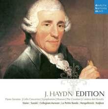 Joseph Haydn (1732-1809): Joseph Haydn Edition (dhm), 10 CDs
