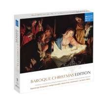 Baroque Christmas Edition (dhm), 10 CDs