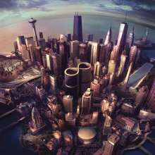 Foo Fighters: Sonic Highways, CD