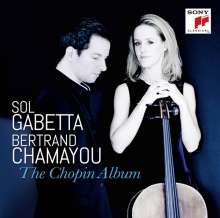 Sol Gabetta & Bertrand Chamayou – The Chopin Album, CD