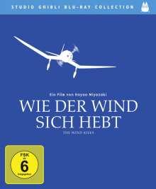 Wie der Wind sich hebt (Blu-ray), Blu-ray Disc