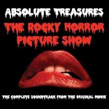 Richard O'Brien: Filmmusik: The Rocky Horror Picture Show: Absolute Treasures, CD