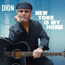 Dion: New York Is My Home, CD