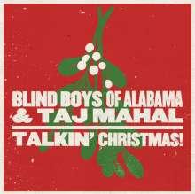 The Blind Boys Of Alabama & Taj Mahal: Talkin' Christmas!, CD