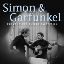 Simon & Garfunkel: The Complete Albums Collection, 12 CDs