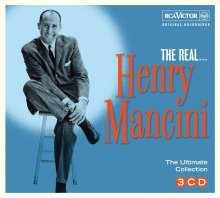 Henry Mancini (1924-1994): Filmmusik: The Real...Henry Mancini, 3 CDs