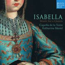 Isabella - Music for a Queen, CD