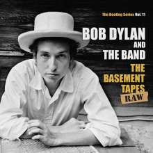 Bob Dylan: The Basement Tapes Raw: The Bootleg Series Vol.11 (180g) (Limited Edition), 3 LPs und 2 CDs