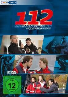 112 - Sie retten dein Leben Vol. 6, 2 DVDs