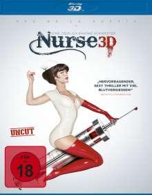 Nurse (3D Blu-ray), Blu-ray Disc