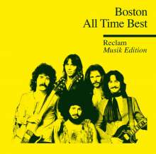 Boston: All Time Best: Reclam Musik Edition, CD