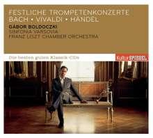 Gabor Boldoczki spielt Trompetenkonzerte, CD