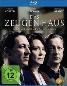 Das Zeugenhaus (Blu-ray), Blu-ray Disc
