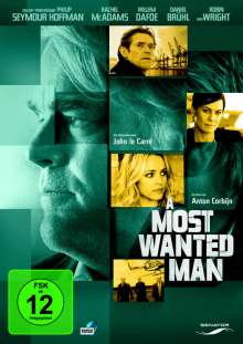 A Most Wanted Man, DVD