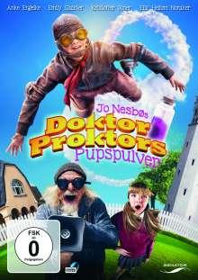Doktor Proktors Pupspulver, DVD
