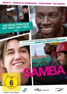 Heute bin ich Samba, DVD