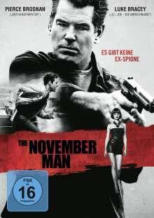 The November Man, DVD
