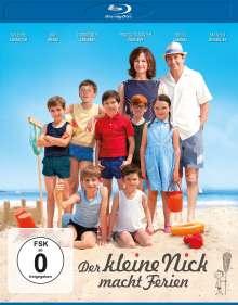 Der kleine Nick macht Ferien (Blu-ray), Blu-ray Disc