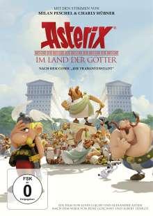 Asterix im Land der Götter, DVD