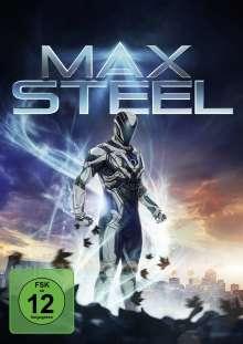 Max Steel, DVD