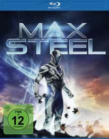 Max Steel (Blu-ray), Blu-ray Disc