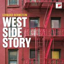 Leonard Bernstein (1918-1990): Musical: West Side Story (Original Broadway Cast), CD