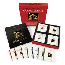 Great Moments at Carnegie Hall, 43 CDs