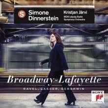 "Simone Dinnerstein - ""Broadway - Lafayette"", CD"