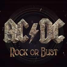AC/DC: Rock Or Bust (180g), 1 LP und 1 CD