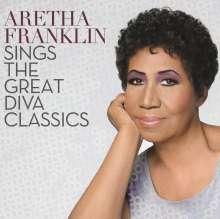Aretha Franklin: Aretha Franklin Sings The Great Diva Classics, LP