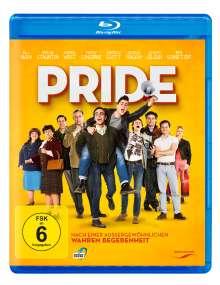 Pride (Blu-ray), Blu-ray Disc