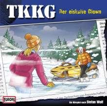 TKKG (Folge 190) - Der eiskalte Clown, CD