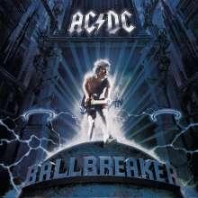 AC/DC: Ballbreaker, CD