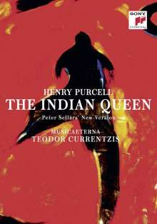Henry Purcell (1659-1695): The Indian Queen, DVD