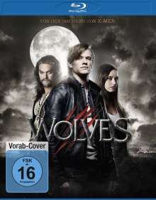 Wolves (Blu-ray), Blu-ray Disc