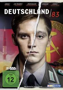 Deutschland 83, 3 DVDs
