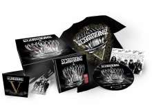 "Scorpions: Return To Forever (Limited 50th Anniversary Collector's Box) (3CD + 7"" + Shirt Gr.L), 6 CDs"